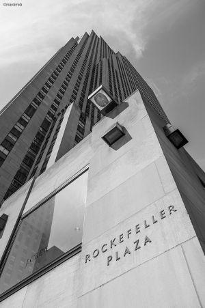 Rockfeller plaza