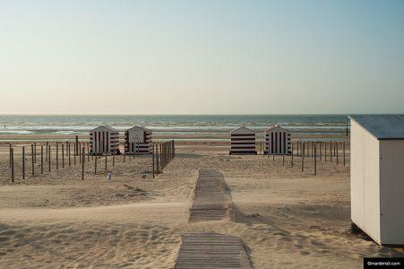 Belgian beach