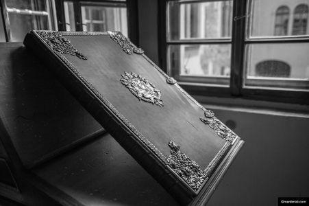 Book of magic spell