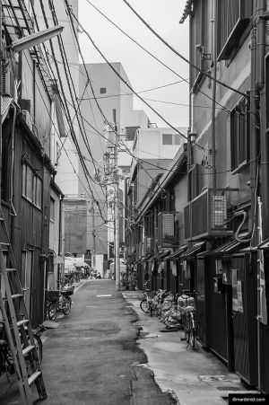 Asakusa's streets