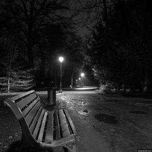 Orangerie bench