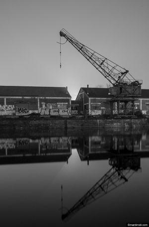 Dock's crane